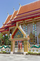 black monk temple in the south of Thailand - PhotoDune Item for Sale