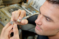 Jeweller hard at work - PhotoDune Item for Sale
