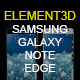 Element3D - Samsung Galaxy Note Edge