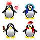 Penguins - GraphicRiver Item for Sale