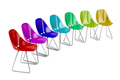 Colorful chairs - PhotoDune Item for Sale