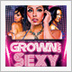 Grown and Sexy Party - GraphicRiver Item for Sale