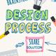 Flat Design Concept for Design Process - GraphicRiver Item for Sale