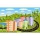 Rural Landscape - GraphicRiver Item for Sale