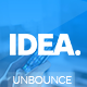 Idea - Startup Multi-Purpose Unbounce Template - ThemeForest Item for Sale