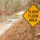 Flash Flood Area Sign - PhotoDune Item for Sale