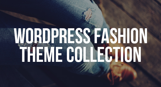 Top Premium WordPress Themes – WordPress Fashion Theme Collection