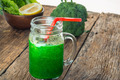 Healthy green smoothie - PhotoDune Item for Sale