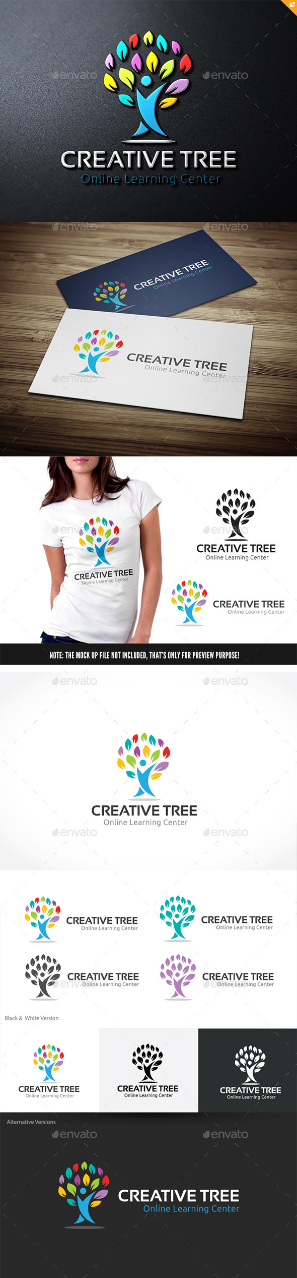 GraphicRiver Creative Tree 10804047