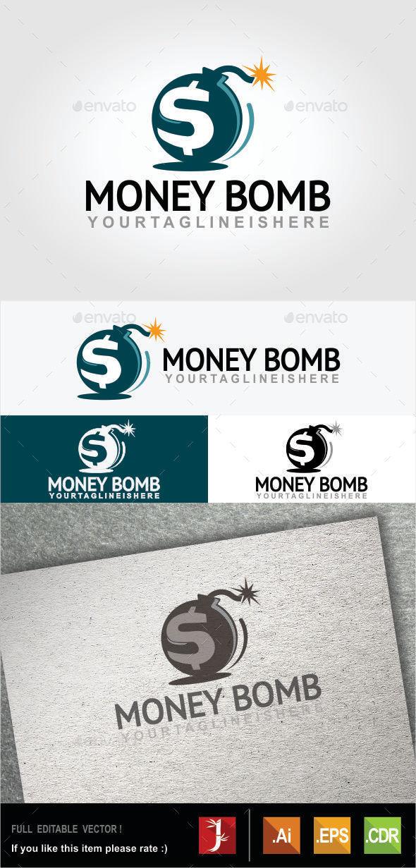 GraphicRiver Money Bomb 10804416