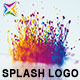 Particles Splash Logo Reveal - VideoHive Item for Sale