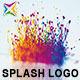 Particles Splash Logo Reveal - VideoHive Item for Sale