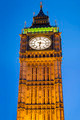 Big Ben London at Dusk - PhotoDune Item for Sale
