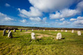 Merry Maidens Neolithic Stone Circle Cornwall England - PhotoDune Item for Sale