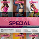 Product Promotion Flyer Vol.05 - GraphicRiver Item for Sale