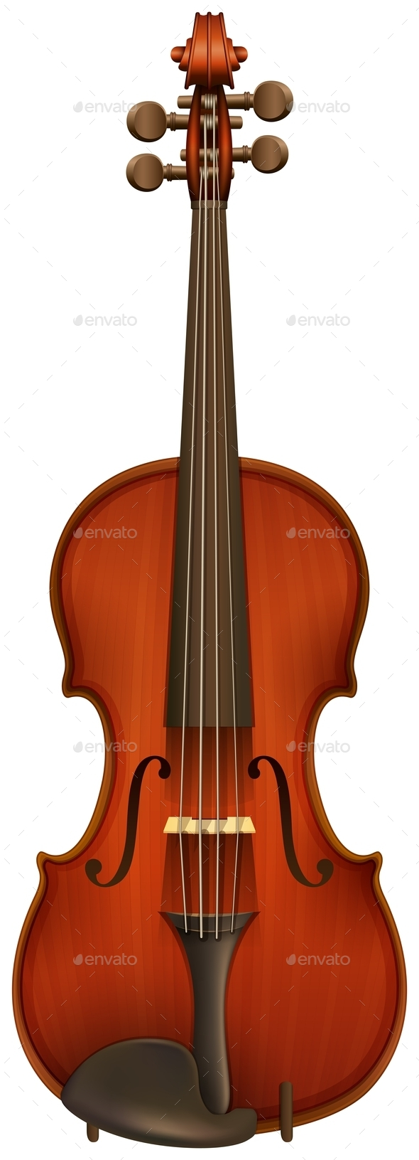 GraphicRiver Violin 10805359