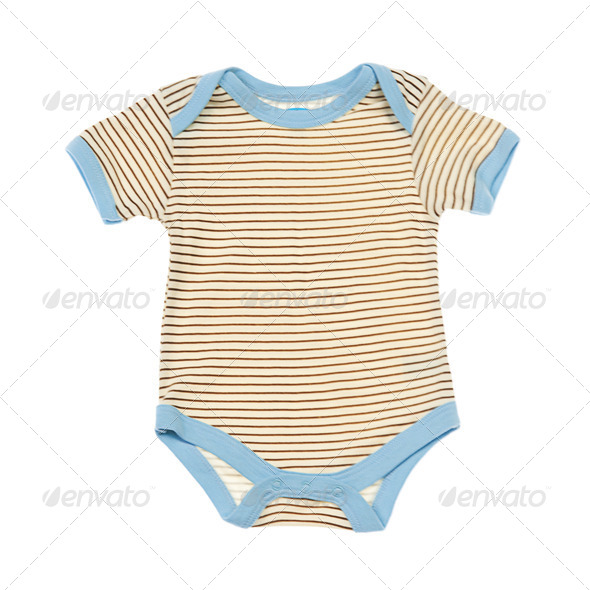 Child shirt isolated - Stock Photo - Images