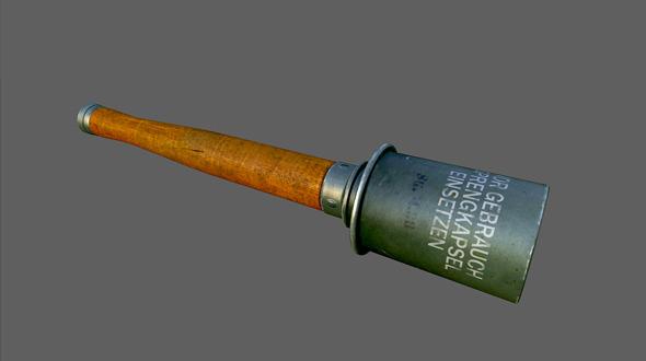 3DOcean Grenade M24 1085985