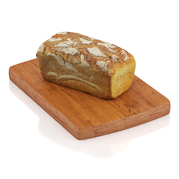 3DOcean Wholemeal bread 10805457