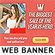 Sale of the Year Web Banner - GraphicRiver Item for Sale