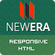 NEWERA - Smart Portfolio and Business Template - ThemeForest Item for Sale