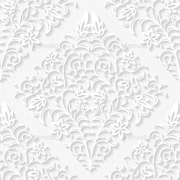 GraphicRiver Floral Pattern 10809257