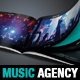 Vice: Dj and Booking Agency Portfolio Brochure - GraphicRiver Item for Sale