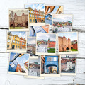 collage of sights in Warsaw - PhotoDune Item for Sale