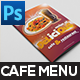 Cafe & Restaurant Menu Pack 05 - GraphicRiver Item for Sale