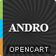 Andro - Multipurpose Responsive OpenCart Theme - ThemeForest Item for Sale