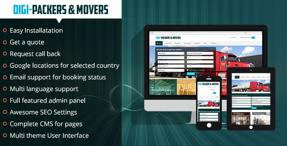 CodeCanyon Digi Packer and Movers DPNM 10810347