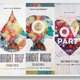 Summer Flyer Poster Bundle