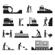 Set of Builder Icons - GraphicRiver Item for Sale