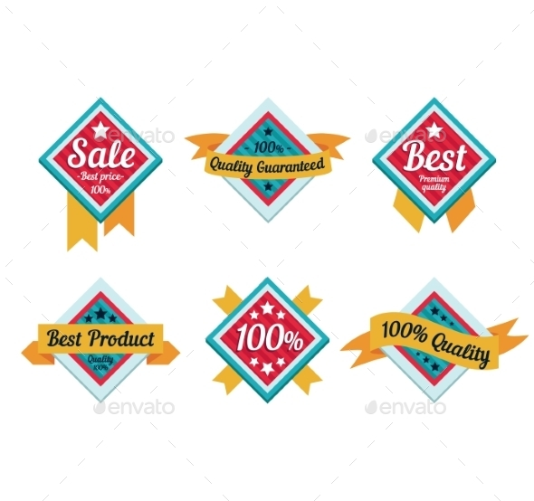 GraphicRiver Emblem Sale Labels 10812234