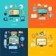 Web Design Promote Content - GraphicRiver Item for Sale