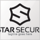 Star Secure Logo Template - GraphicRiver Item for Sale