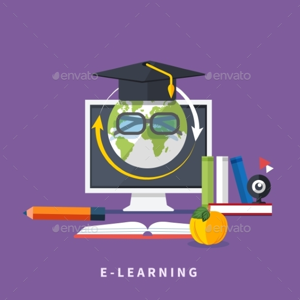 GraphicRiver Online Education 10813118