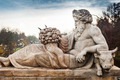 statue near Lazienki palace - PhotoDune Item for Sale