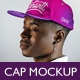 Baseball Cap Mockup - GraphicRiver Item for Sale