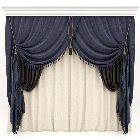3DOcean curtains 02 10814086