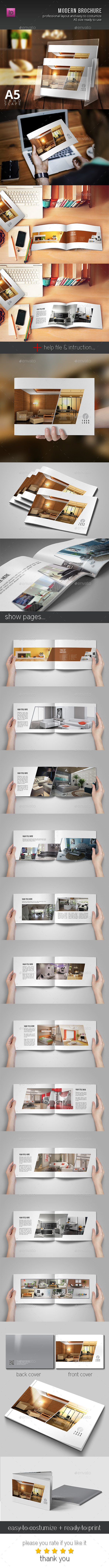 GraphicRiver Modern Catalog Brochure 10814346