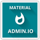 Link toAdmin.io -material design admin template