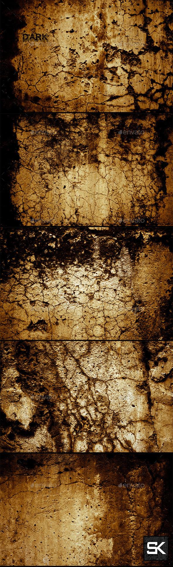 GraphicRiver Dark Grunge 10814844