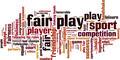 Fair Play Word Cloud Concept - PhotoDune Item for Sale