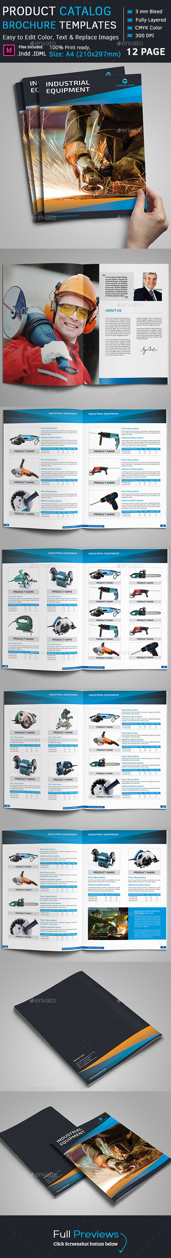 GraphicRiver Product Catalog 10815242