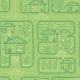 Town Pattern  - GraphicRiver Item for Sale