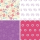 Floral Patterns  - GraphicRiver Item for Sale