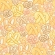 Pretzels Seamless Pattern Background - GraphicRiver Item for Sale
