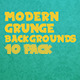 Modern 4K Grunge Backgrounds - GraphicRiver Item for Sale