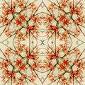 Floral Geometric Pattern Collage - PhotoDune Item for Sale